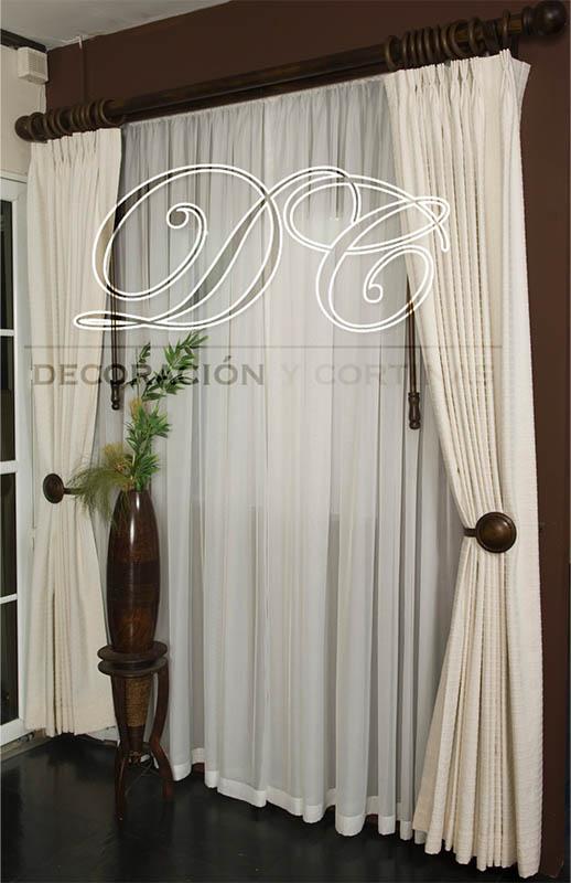 d c decoraci n y cortinas cortinas